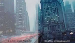 ambient light rejecting screen elite dark star se premium ambient light rejecting screen in thin