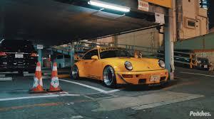 stanced porsche 911 widebody 2017 rwb porsche tokyo meet after movie 4k rauh welt begriffㅣ