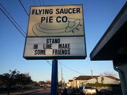 restaurants open on thanksgiving houston houston u0027s iconic flying saucer pie company won u0027t be open this