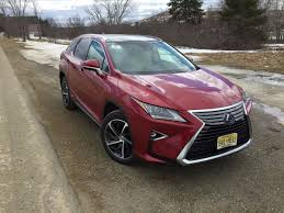 lexus rx hybrid a mid size a crossover suv on the road review lexus rx450h hybrid crossover mount desert