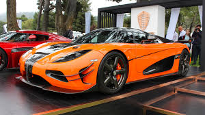 koenigsegg agera rx koenigsegg agera xs in bright orange fury at quail drivers magazine