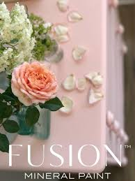 english rose pink fusion mineral paint michael penney