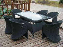 Patio Coffee Table Set by Splendid Look U201d Outdoor Wicker Coffee Table With Chairs Idea