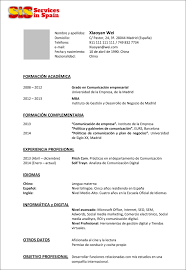 resume models in word format a model of resume free resume example and writing download cronologico sis