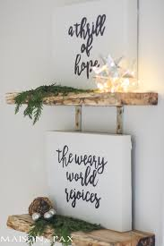 free christmas printables thrill hope weary rejoices