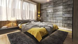 Black And White And Yellow Bedroom Gray And Yellow Chevron Bedroom Pink Tufted Upholstered Combine