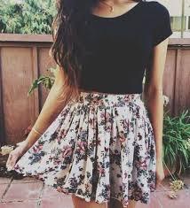 blouse tumbler dress flowers dress skirt blouse floral