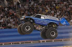 know the lingo jam monster truck jams returns to evansville u know