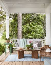 shab chic decorating ideas for porches and gardens hgtv new