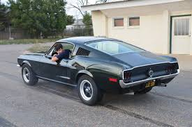 who owns the original bullitt mustang is this the s most accurate 1968 mustang bullitt clone