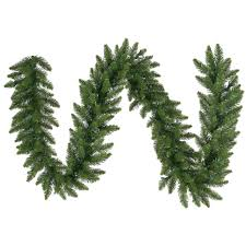 christmas decorations garland without lights christmastopia com