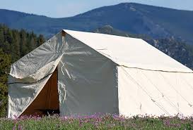 sheridan tent and awning wall tents canvas tents canvas wall