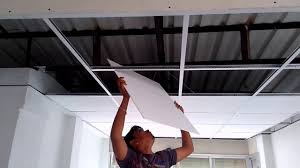 suspended ceilings systems youtube