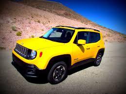 jeep yellow 2017 2017 subcompact suvs jeep renegade limited vs honda hr v vs