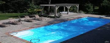 new great lakes in ground fiberglass pool by san juan pools in rockledge san juan pools pool