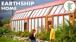 earthship home young man u0027s inspiring building u0026 living