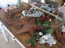 rustic xmas decoration rustic christmas wreath christmas