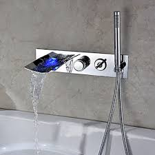 contemporary single handle chrome wall mount bathroom sink faucet
