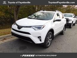 toyota awd cars 2018 new toyota rav4 xle awd at toyota of fayetteville serving nwa