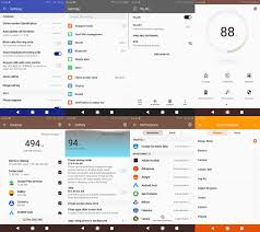 themed material updated material inspired simpleui theme for emui 5 thespandroid