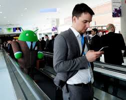 crushed by escalator android will crush apple abroad get crushed at home jpg