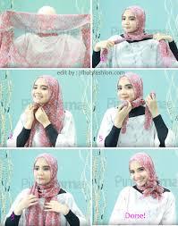 tutorial hijab paris zaskia tutorial hijab paris ala zaskia sungkar tutorial hijab paling