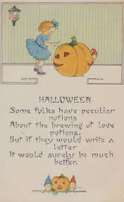 Halloween Poems Children 537 Best Vintage Halloween Images Graphics Art Images On