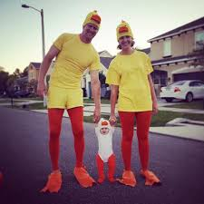 Duck Halloween Costume 59 Family Halloween Costumes Clever Cool Extra Cute
