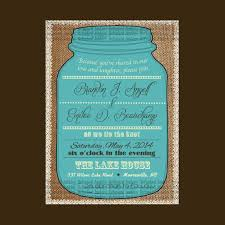 jar wedding programs 7 best wedding images on anniversary party invitations