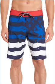 American Flag Swimming Trunks American Flag Swimsuit Men U0027s Styles For The Fourth Of July