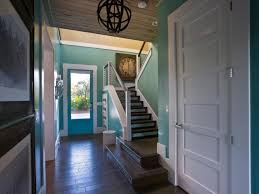 Foyer Paint Colors by Paint To Match Dark Wood Floors Deluxe Home Design