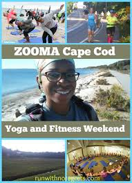 zooma cape cod yoga and run fitness weekend run with no regrets