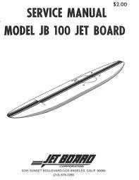 jet board board manual