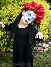 sugar skull costume diy sugar skull costume rawsolla