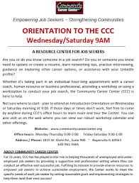 Community Resume Welcome To Community Career Center