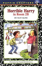 horrible harry in room 2b suzy 9780140385526