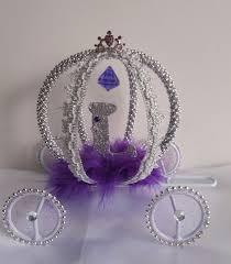 Carriage Centerpiece Cinderella Carriage Cake Topper Centerpiece Decoration Item