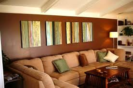 livingroom paintings 15 solid color living rooms with wall paintings rilane