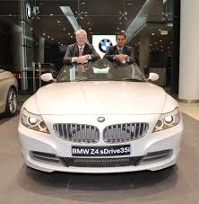 bmw showroom bmw india inaugurates new dealership in raipur