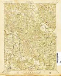 Map Of Richmond Va Virginia Historical Topographic Maps Perry Castañeda Map