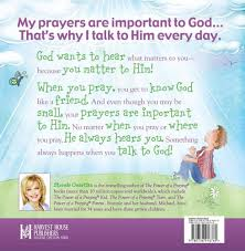 a prayer of thanksgiving to god what happens when i talk to god the power of prayer for boys and