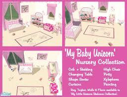 shadow66 u0027s u0027my baby unicorn u0027 nursery collection
