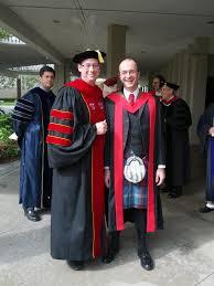 faculty regalia hugh and hazel libraryof international