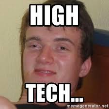 Meme Stoner Guy - high tech stoner guy meme generator