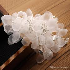 flower decoration for hair bridal headpiece headpieces for wedding flower girl hair