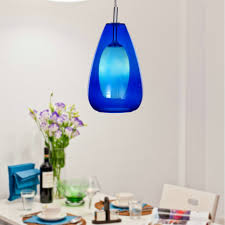 Blue Glass Pendant Light by Popular Modern Blue Color Buy Cheap Modern Blue Color Lots From