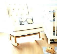 Rocking Chair Glider For Nursery Rocking Chair Recliner Nursery Glider Chair For Nursery Glider