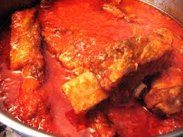 pasta sauce with pork ribs tasty kitchen a happy recipe community