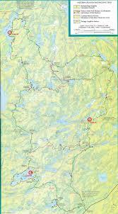 Algonquin Map Algonquin Provincial Park U2022 Suluk 46
