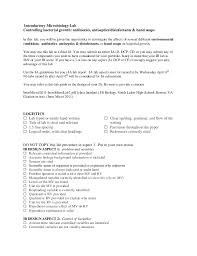 lab report template microsoft word microbio lab report templates franklinfire co